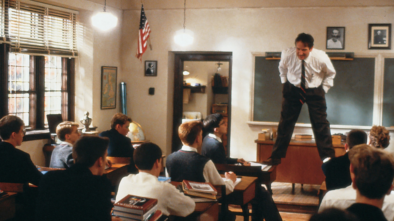 the conflicts dead poet society